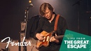 In Conversation with Thurston Moore The Great Escape Festival 2019 Fender