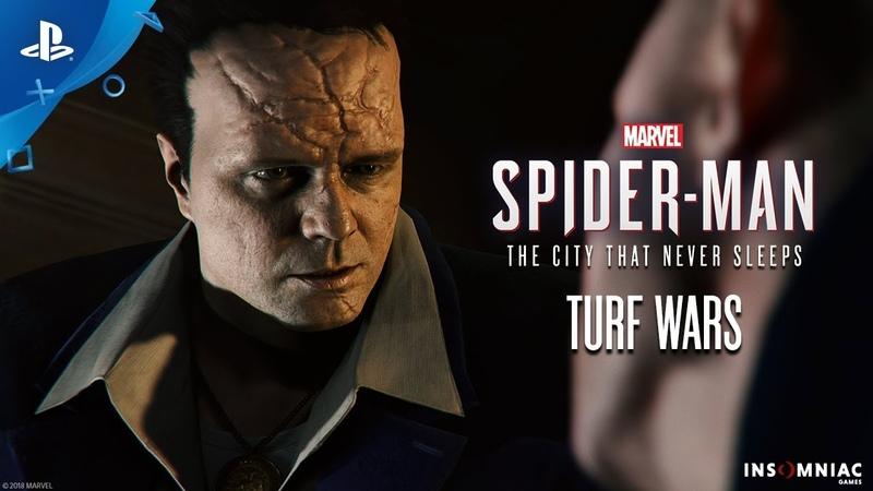 Человек-Паук | Трейлер дополнения «Войны банд» | PS4