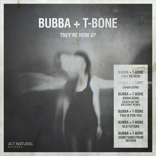 Bubba альбом They're Here EP