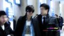 (직캠) Incheon Airport 꺅! 민호 왔다