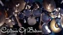 Children of Bodom - Downfall - DRUMS