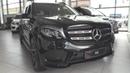 2018 Mercedes-Benz GLS350d 4MATIC X166. Обзор.