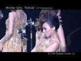 Wonder Girls Nobody In LA Staples Center