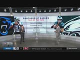 Panthers vs Eagles_ Tale of the tape _ NFL Total access