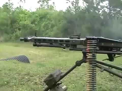 Немецкий пулемёт МГ-42 (MG 42, Maschinengewehr 42)