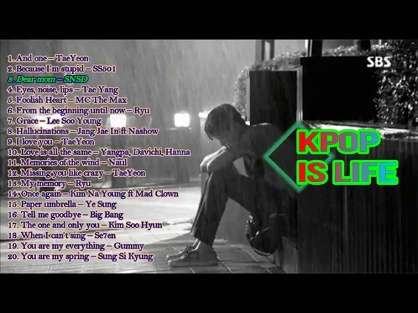 Best Kpop Ballad and Drama OST that will make you cry 2