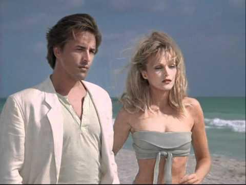 Miami Vice - last scene Godley Creme Cry