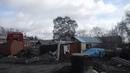 Караганда | улица Нефтебазы | девочки на качелях