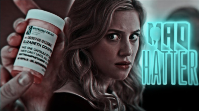 Betty cooper * ・゚✧ mad hatter