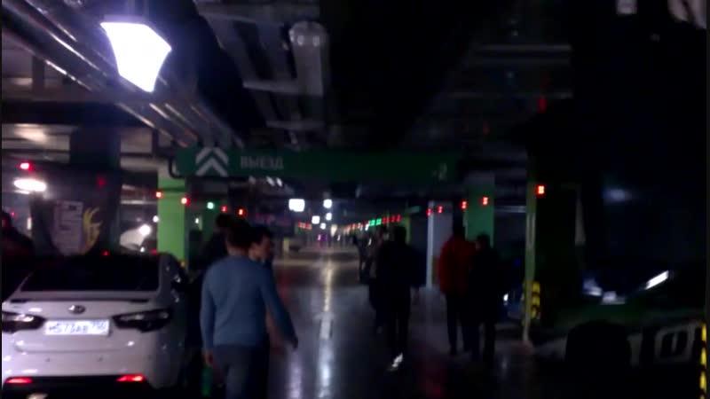 Автопати Ривьера собрались различные авто-клубы г.Москвы