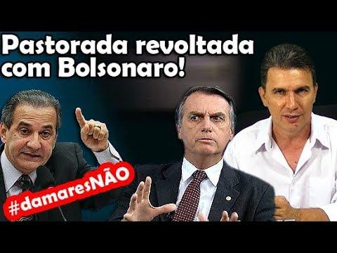 Pastores Revoltados com Bolsonaro