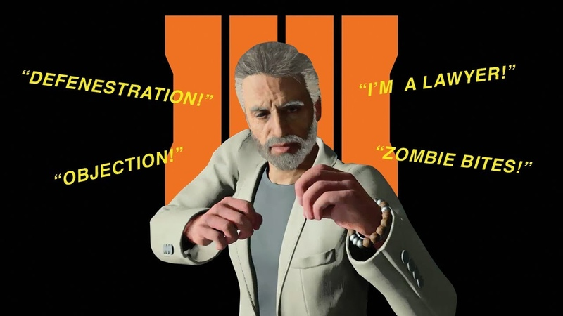 Official Call of Duty®: Black Ops 4 - Call Gary McLarry Today! CODNATION