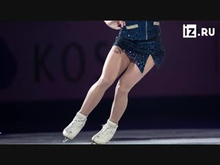 «Стриптиз» Туктамышевой вдохновил спортсменов на флешмоб