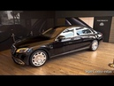 Mercedes MAYBACH S Class S650 V12 INTERIOR and DESIGN Vision 2019