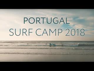 Portugal Surf Camp 2018
