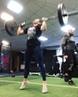 Сухарева Анастасия▪️Тренер▪️ on Instagram Продолжаем познавать возможности своего тела Трастер 50 кг на 10 повторений Задача была дойти до 10 п