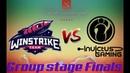 WINSTRIKE vs IG - FINAL GROUP STAGE DOTA 2 The International 2018 TI8 Theinternational2018