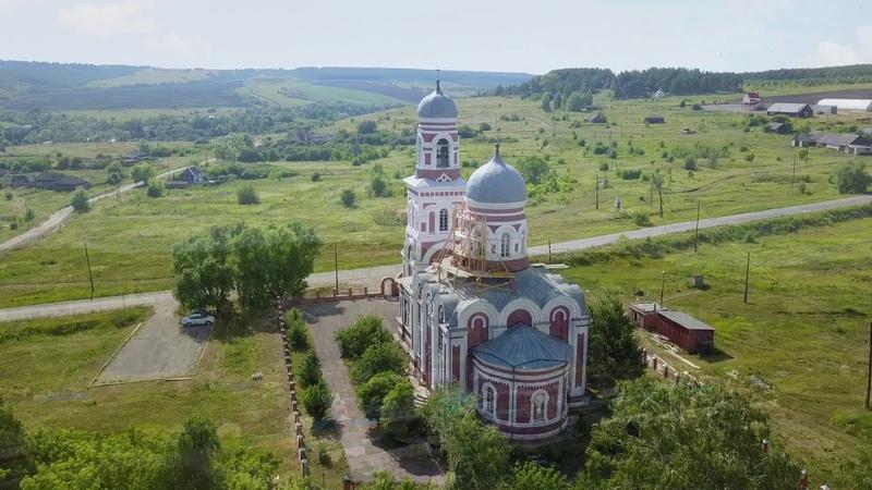 село Илюшкино Павловского р-на Ульяновской обл.
