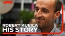 Robert Kubica His Story