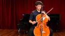 D. Popper: Etude 6 for Cello