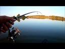 Рыбалка одной поклёвки или ну как так то