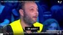 Gilet Jaune : Jean-Marc victime d'un Flash-Ball sur C8 chez Ardisson