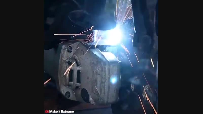 Электропила из болгарки