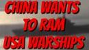 CHlNA WANTS TO RAM USA WΛRSHlPS MESS WITH HAWAII