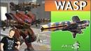War Robots Wasp Осторожно разъест