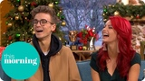 Joe Sugg Refuses to Deny Strictly Dating Rumours This Morning