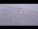 Белый Лебедь над Арктикой