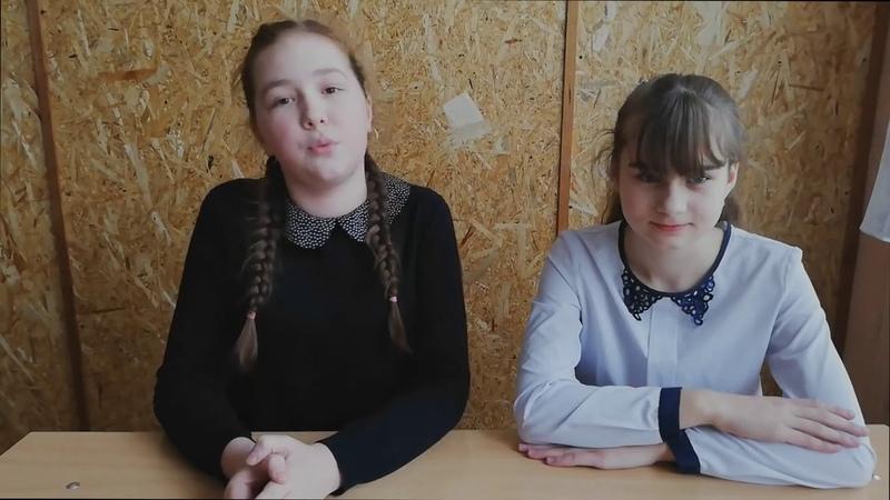 Шевяхова Диана Ефремова Виктория Могилёвская область Бобруйский район п Туголица