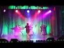 Фрагмент выступления Елены Вьюги Острокостовой Live и ансамбля северного танца Калейдоскоп