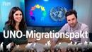 Wirtschaft oder Politik Wer wirklich hinter dem UN Migrationspakt steht
