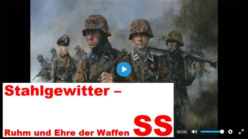 Stahlgewitter - Ruhm und Ehre der Waffen SS