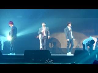 [VK][180825] MONSTA X fancam - No Reason @ The 2nd World Tour: The Connect in Seoul Encore (D-1)