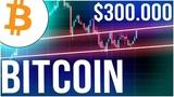 Биткоин Дно Позади, $300 тыс за Bitcoin в 2022 году мнение, новости криптовалют, биткоин прогноз