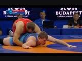 Семенов Сергей – чемпион мира по греко-римской борьбе!