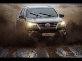 Toyota Fortuner. Пределов нет!