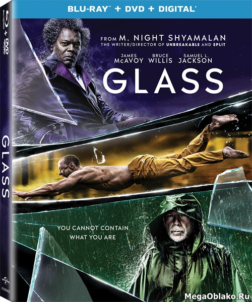 Стекло / Glass (2019/BDRip/HDRip)