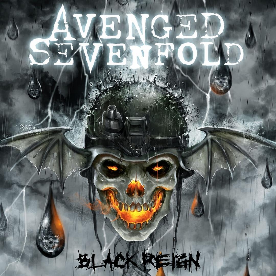 Avenged Sevenfold - Black Reign (EP)