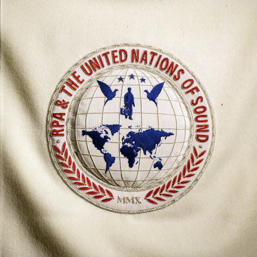 Richard Ashcroft альбом United Nations Of Sound