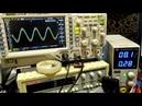 Фазы тока и напряжения стоят как вкопанные при регулировке мощности.