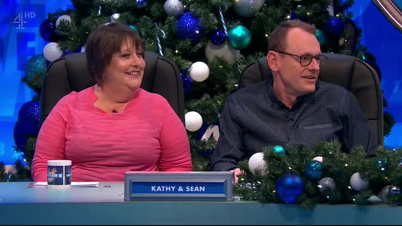 8 out of 10 Cats does Countdown S11E08 (24.12.2016)