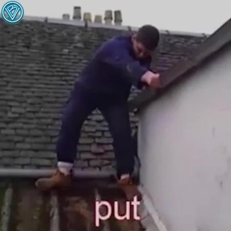 Эминем,который живет на крыше