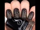 Sheer Black Spider Webs🕸