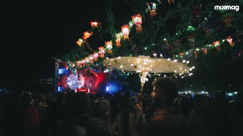 MR.C at Return To Rio Festival for Miller Music Amplified
