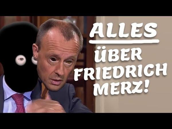 Friedrich Merz in 5 Minuten erklärt: Lobbyist, Globalist, Euro-Einführer, Finanz-Elite, Patriot??