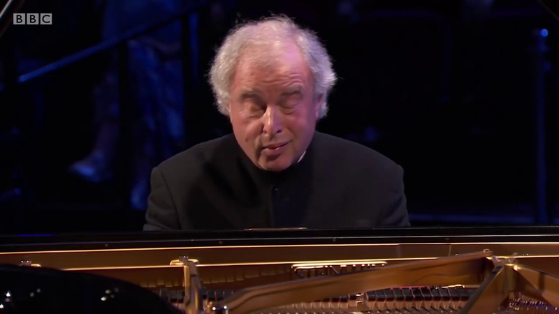 Bach The Well-Tempered Clavier, Book II (complete). Sir András Schiff, piano. BBC Proms 2018.
