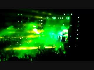 В Луганске выступили звезды российской эстрады Brandon Stone и группа